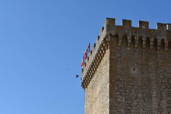 Penaranda de Duero, Hiszpania: Torre.