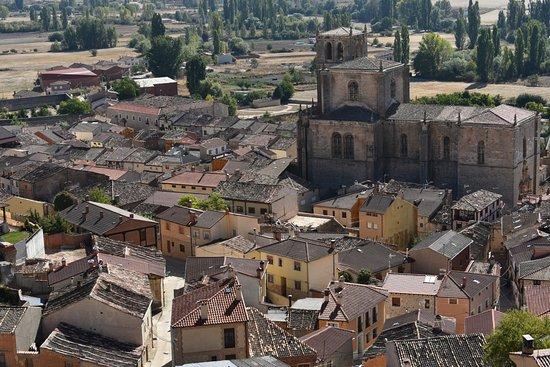Penaranda de Duero, Spania: Peñaranda desde el Castillo.