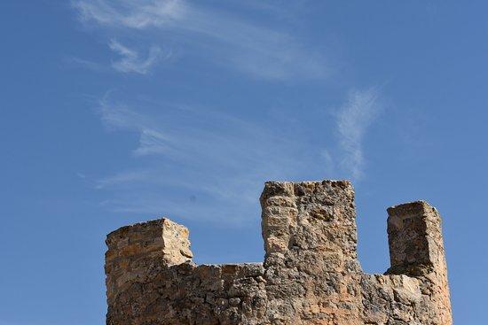 Penaranda de Duero, Hiszpania: Almenas