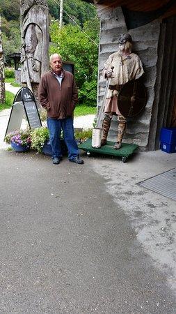 Gudvangen, Norvège : בחנות