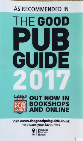 Kirtlington, UK: The Oxford Arms is in the Good Pub Guide since 2009
