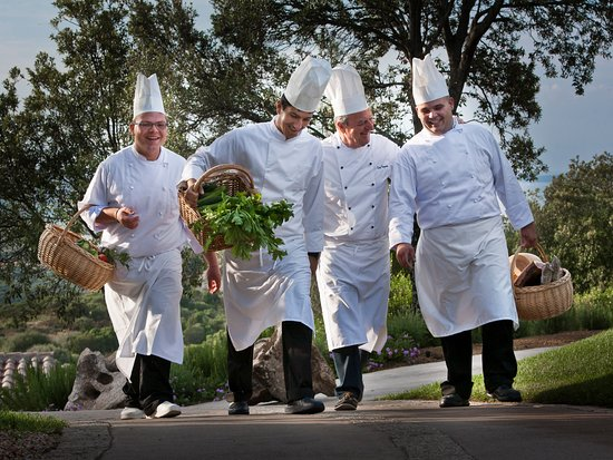 San Pantaleo, Italia: Il Fuoco Sacro - Our Chef's Team