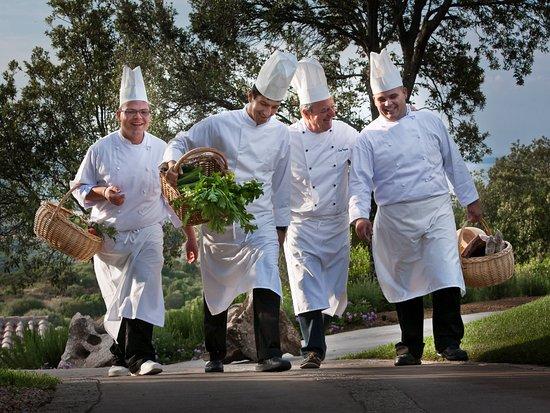 Сан-Панталео, Италия: Il Fuoco Sacro - Our Chef's Team