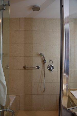 Spata, Grecia: Superior room: shower part