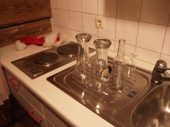 Brauereigaststatte Rogg: Spüle