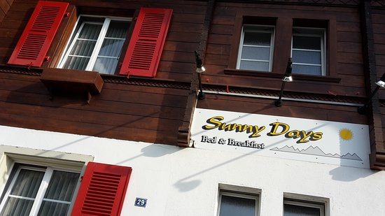 Sunny Days Bed & Breakfast Photo