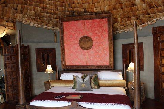 andBeyond Ngorongoro Crater Lodge Photo
