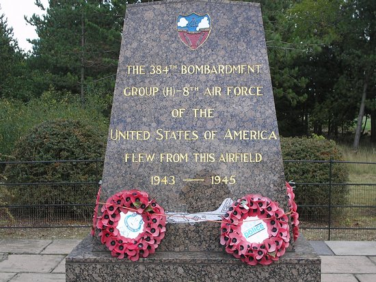 RAF Grafton Underwood Memorial