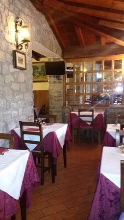 Chiusi della Verna, İtalya: Interno