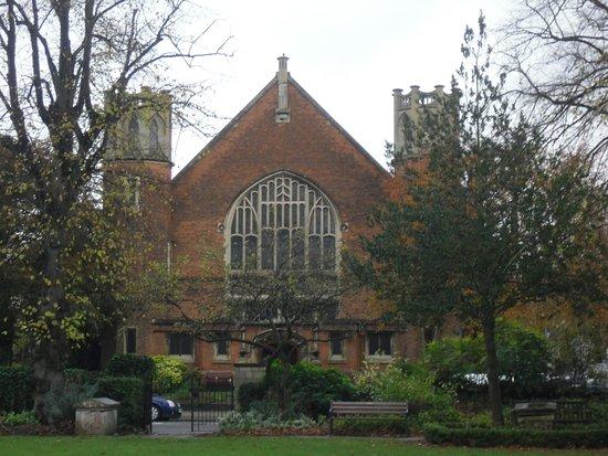London Road United Reformed Church