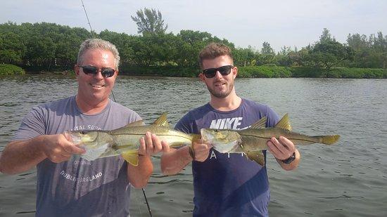 Cortez, FL: great day on thr bay,thanks Jon