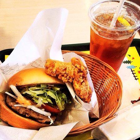 Mos Burger Amamioshima