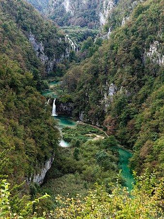 Plitvica, Kroasia: Park Narodowy Jezior Plitwickich