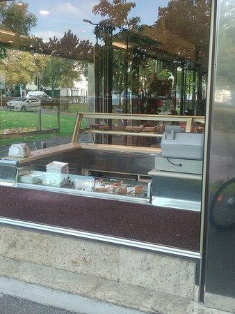 Saint Louis, France : Pâtisserie Bauer à Saint-Louis