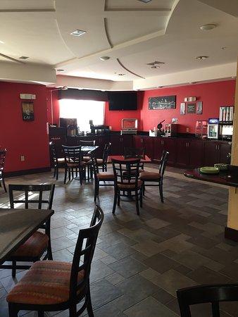 Towanda, Pensilvania: Breakfast area