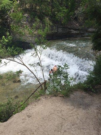Σαλάντο, Τέξας: Chalkridge Falls Park