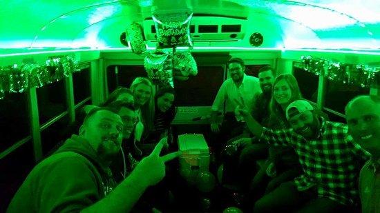Johnson City, TN: Party Bus Rentals