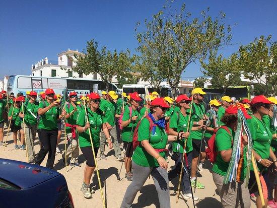 Almonte, España: Bedevaart