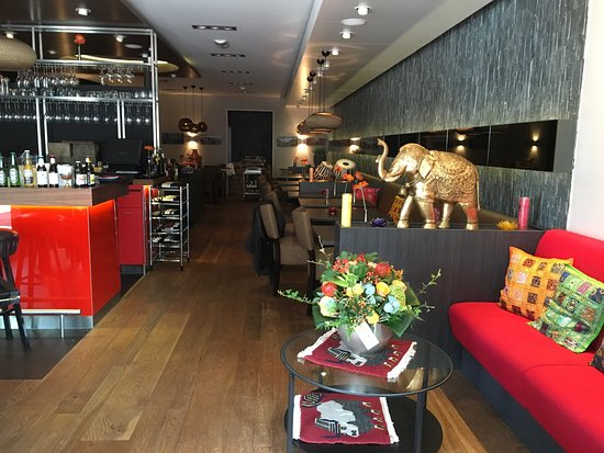 Castricum, Нидерланды: Restaurant Annapurna