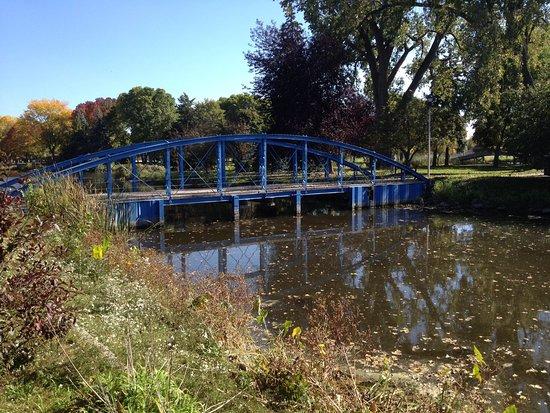 Fond du Lac, Wisconsin: bridge