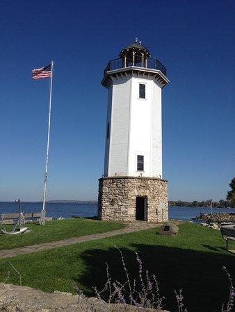 Fond du Lac, Wisconsin: lighthouse