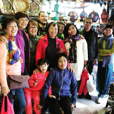 Beykoz, تركيا: Last Shop Gift Shop