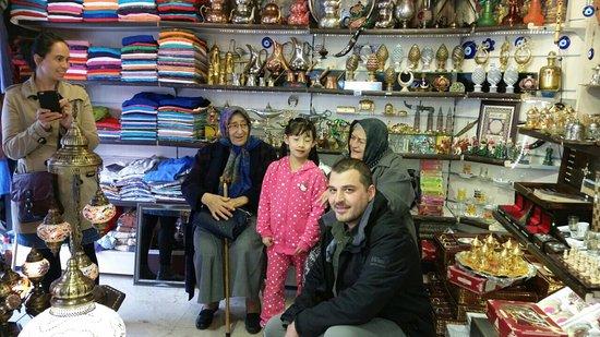 Beykoz, Turquia: Last Shop Gift Shop