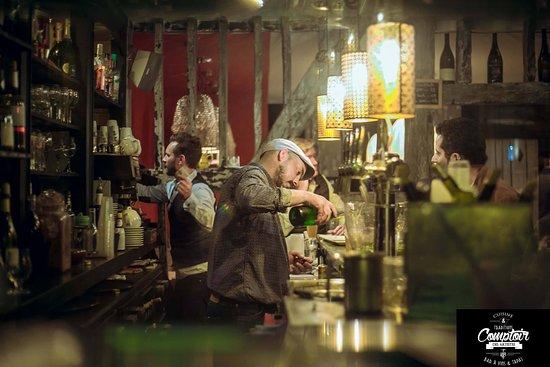 Le comptoir des artistes picture of le comptoir des artistes rennes tripadvisor - Comptoir des cotonniers rennes ...