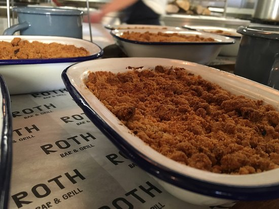 Bruton, UK: Roth Bar & Grill