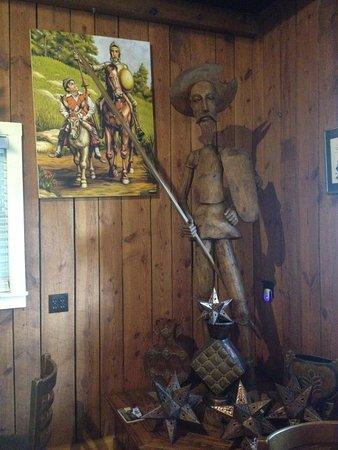 Brevard, Carolina del Norte: Don Quixote