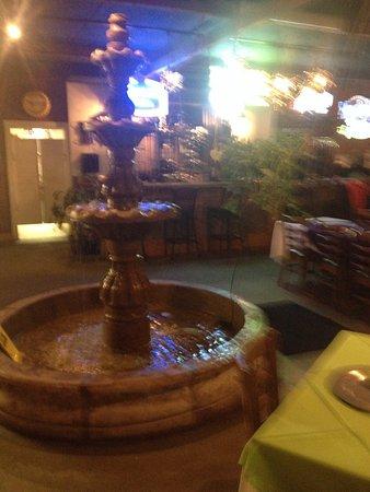 Brevard, NC: Flowing Fountain
