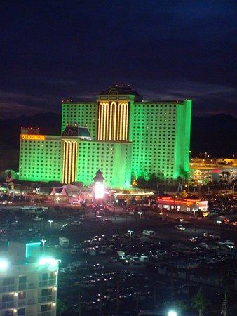 Edgewater Hotel & Casino: en face , de nuit