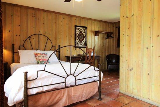 Alpine, تكساس: Classic Queen Room