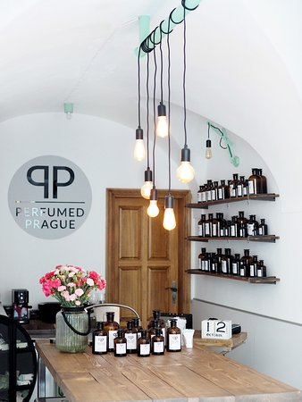 Perfumed Prague - Fragrance studio
