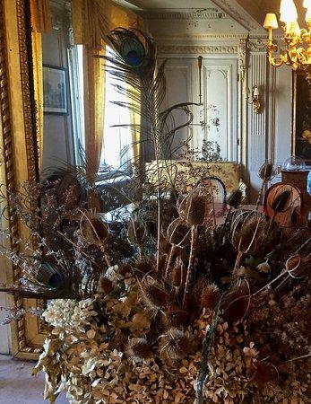 Chateau de Longsard : Ch Longsard, breakfast room
