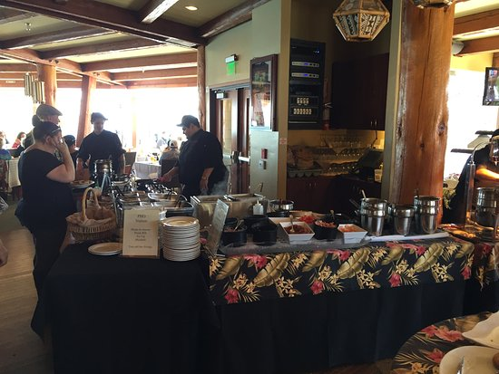Buffet Picture Of Bali Hai San Diego Tripadvisor