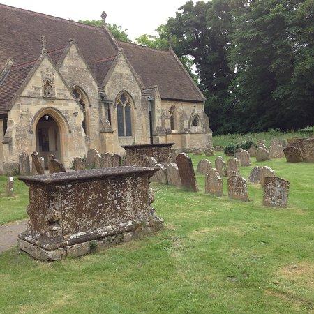 Bladon, UK: Церковь
