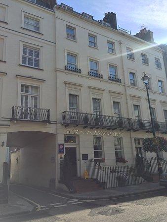 Hyde Park Radnor Hotel Paddington