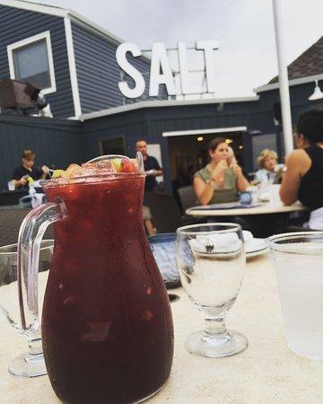 Merrick, NY: Salt