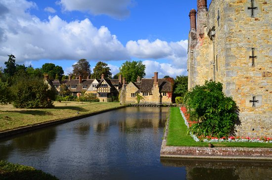 Hever, UK: Classy accommodation at the castle