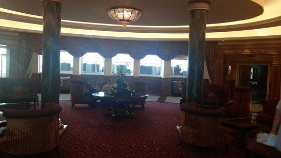 Galway Bay Hotel: Hotel lobby