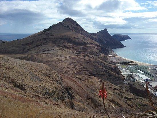Portela Viewpoint: Looking east