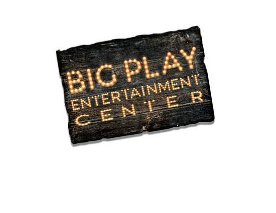 ‪Big Play Entertainment Center‬
