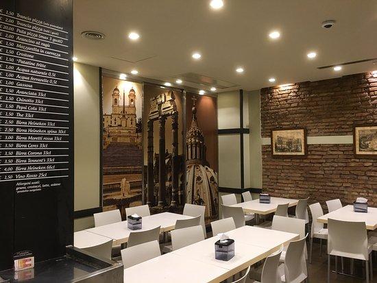 Pizza roma reggio calabria restaurant reviews photos for Arredo bagno reggio calabria