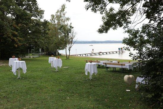 Muensing, Niemcy: Hochzeit