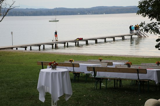 Muensing, Alemanha: Hochzeit