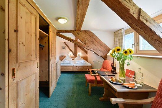 Hotel Steinbock: Doppelzimmer Sport