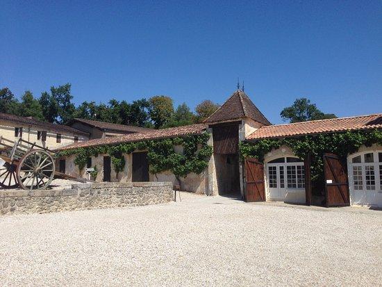 Begadan, Frankrike: Winery