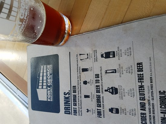 Fort George Brewery and Public House : 20161014_142503_large.jpg