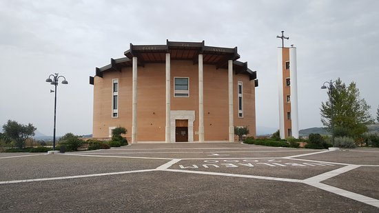 Pietrelcina, Italy: Aula liturgica
